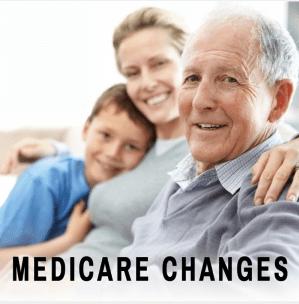 medicare changes