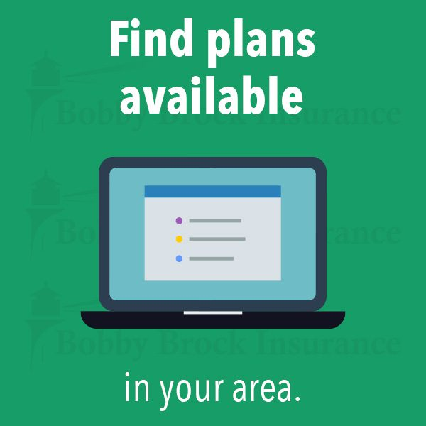 Find plans available in your area