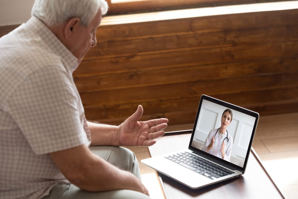 Online doctors visits for Medicare beneficiaries
