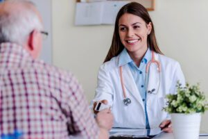 Does Medicare have a copay for doctor visits?