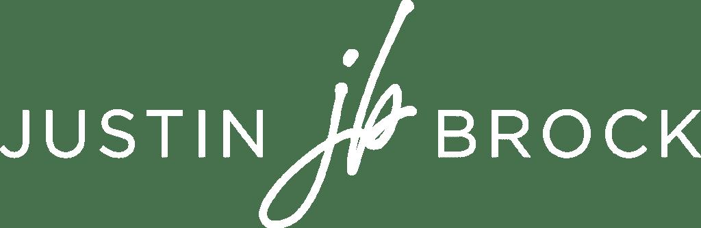 Justin Brock Logo