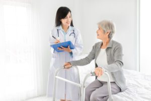 The Annual Wellness Visit is a yearly appointment that's covered by Medicare to assess your health