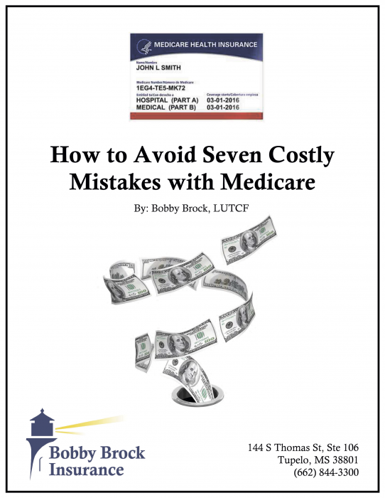 How to Avoid Seven Costly Mistakes with Medicare Cover